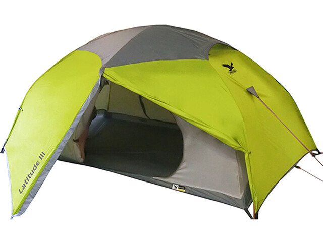 SALEWA Latitude III tent, cactus/grey